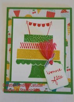 Carte - Build a Birthday