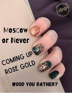 Nail Color Combos, Nail Colors, Halloween Acrylic Nails, Fall Manicure, Sassy Nails, Glam Nails, Nail Envy, Nail Polish Strips, Healthy Nails