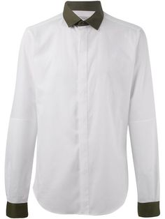Shop Valentino classic collar shirt in Stefania Mode from the world's best independent boutiques at farfetch.com. Over 1000 designers from 300 boutiques in one website.
