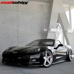 Chevrolet Corvette C6 Z06 on ADV1