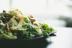 Fennel & Apple Salad with Toasted Fennel Seed Vinaigrette | Not Without Salt