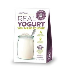 Mild Flavor Yogurt Starter by Cultures For Health -- Awesome products selected by Anna Churchill
