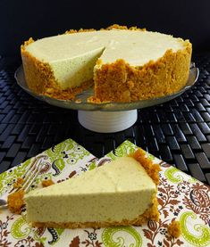 A no bake lemon myrtle cheesecake recipe that is a firm family favourite. This lemon myrtle cheesecake is fresh, light and perfect for entertaining.