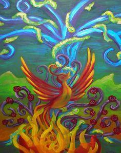 felted phoenix - Google Search