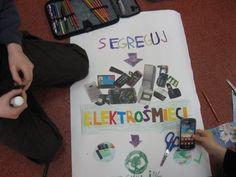 W ramach realizacji projektu na temat elektrośmieci uczniowie pani Marioli Borowskiej ze Szkoły Podstawowej w Poznaniu tworzyli m. in. gry planszowe. Przeczytajcie więcej: http://szkolazklasa2012.ceo.nq.pl/dokument_widok?id=6877