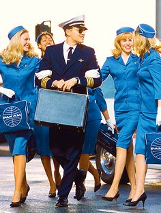 Catch Me if you Can: Leo stars in movie based on Frank W. Abagnale's 1980 true crime best seller.