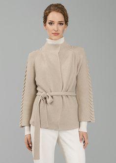 Cashmere Bell Sleeve Cardigan #Fall #lafayette148newyork