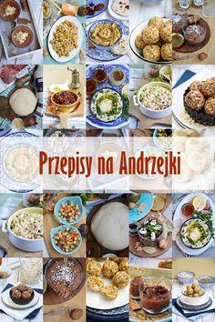 Moja smaczna kuchnia: Przepisy na Andrzejki Easy Cooking, Food And Drink, Eat, Recipes, Blog, Gratin, Polish Cuisine, Thermomix, Rezepte