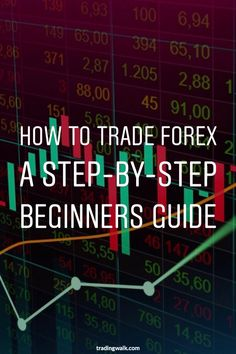 Learn how to get started in forex trading with these 7 simple steps for beginners and struggling traders. # forex trading for beginners How To Trade Forex - A Step-By-Step Beginner's Guide Forex Trading Tips, Learn Forex Trading, Forex Trading Signals, Forex Trading Strategies, Online Forex Trading, Day Trader, Forex Beginner, Trading Quotes, Financial Markets
