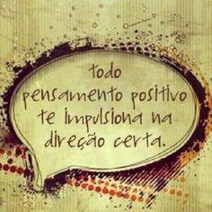 Pensamento positivo