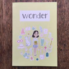 Wonder: Issue 3: Summer