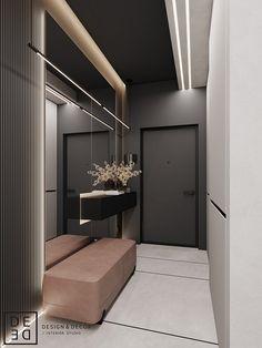 DE&DE/Brutal Minimalism 2 - Dezign Ark (Beta) Home Room Design, Home Interior Design, Living Room Designs, Living Room Decor, Interior Decorating, House Design, Home Entrance Decor, House Entrance, Home Decor