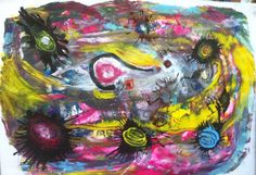 Artwork >> Phil De Giens >> Quasars