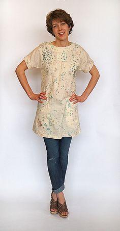 Portfolio tunic Lisette