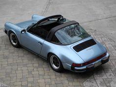 Porsche 911 SC Targa.