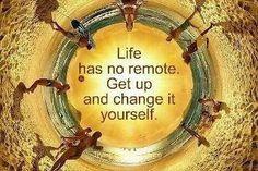 If you need change, change it