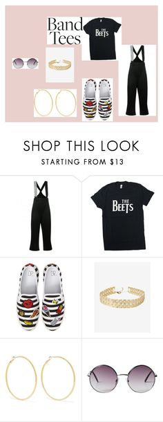 """wow"" by maybejustonetear ❤ liked on Polyvore featuring BP., Express, Kenneth Jay Lane and Monki"