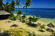 Anda, Bohol, Philippines; a new addition to the beach hotels here, Vitamin Sea Resort enjoys this view from its restaurant. # http://www.thebeachfrontclub.com/guide/anda-bohol-philippines-andas-beaches-beachfront-resorts