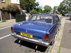 Vauxhall Cresta 3.3 litre | Flickr - Photo Sharing!
