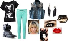 """""""Outfit for tenillio (:"""" by mchammer711 ❤ liked on Polyvore"""