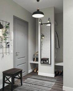 Interior Walls, Best Interior, Interior Design Living Room, Home Engineering, Hallway Designs, Hallway Ideas, Interaction Design, Home Room Design, Interior Design Inspiration
