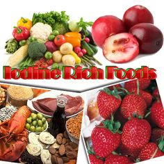 Vegetables Containing Iodine Organic inorganic iodine natural sources of non radioactive iodine vegetables for hypothyrodism the amount of iodine found in natural foods is quite small and workwithnaturefo