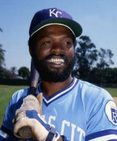 HAL MCRAE:    OUTFIELDER WITH KANSAS CITY ROYALS