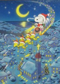 Peanuts. Christmas.