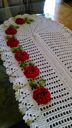 Lindo. Crochet Dollies, Crochet Quilt, Thread Crochet, Crochet Motif, Crochet Flowers, Crochet Patterns, Crochet World, Crochet Home, Crochet Baby