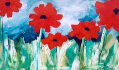 Poppyfield - by Donna Estabrooks