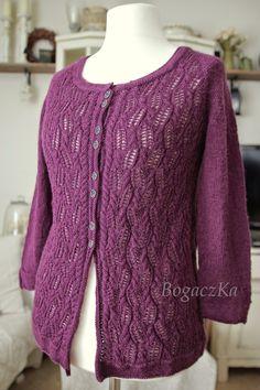 Sweterek śliczny mam :)