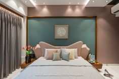 Wonderful Contemporary Home Techniques And Strategies For Contemporary Interior Design ideas decor Modern Bedroom Furniture, Modern Bedroom Design, Contemporary Interior Design, Contemporary Bedroom, Bed Design, Modern Bedding, Design Bathroom, Luxury Bedding, Small Bathroom