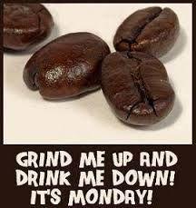 Happy Monday Everyone! #monday #coffee