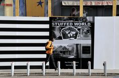 Stuffed World http://www.amazon.com/dp/B01ACNZ95K A simple twist of fate has arranged for you to find #StuffedWorld Stop now, and see why.