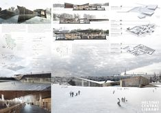 Elena Capodarca, Luca Carioti // ISARCH awards for architecture students, 3rd edition // competition entry - 3rd prize
