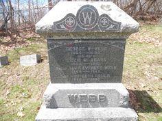 "Elizabeth M. ""Lizzie"" Sears Webb (1835 - 1910) - Find A Grave Photos"