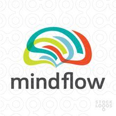 Brain Illustration, Make Your Logo, Social Media Design, Learning Centers, Tech Logos, Templates, Cards, Ps, Centre