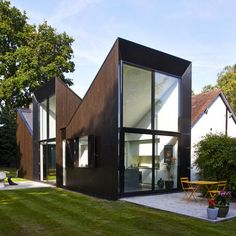 Halligan Triptych house extension - Manchester