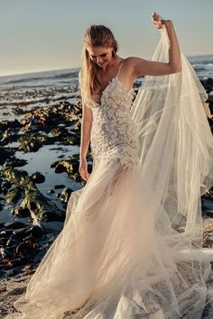Yes, babe, meet this beauty at Sheer Wedding Dress, Wedding Gowns, Gown Photos, Heuchera, White Gowns, Satin Skirt, Chantilly Lace, Lace Bodice, Beaded Lace
