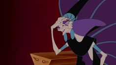 """The reason Yzma was constantly making decisions for him is because dude had NO IDEA what he was doing. 17 Reasons Yzma Is The Actual Hero Of """"The Emperor's New Groove"""" Disney Sidekicks, Disney Villains, Emperors New Groove, Little Kitty, Disney Quotes, Disney Love, Walt Disney, Disney Animation, Disney Inspired"""