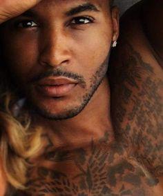 Pictures of gorgeous black men