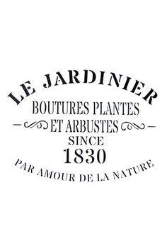 le jardinier vintage - Buscar con Google