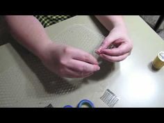 How to make a Birdcage Veil