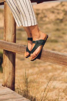 Cork Sandals, Online Collections, Birkenstock, Comfy, Website, Shoes, Fashion, Moda, Zapatos