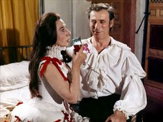Alice Sapritch, Yves Montand - La Folie des grandeurs /  Delusions of Grandeur (1971)