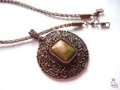 Kricsár - joyería de cobre hecho a mano