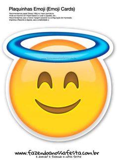 Plaquinhas Emoji Whatsapp 45