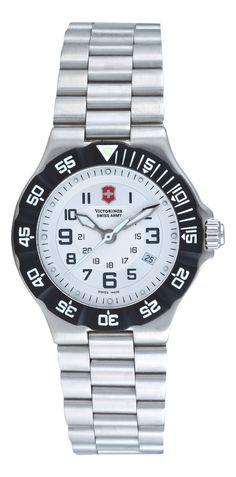 Victorinox Swiss Army Women's 241350 Summit XLT Stainless Steel Watch