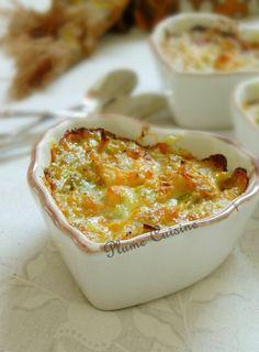 ...★★★... recette crevettes gratinées