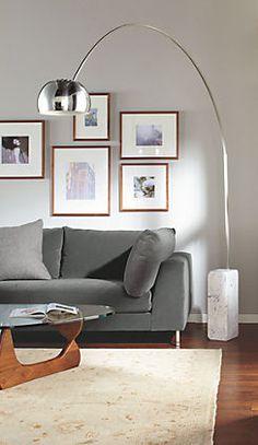 Arco Floor Lamp - Modern Classics - Lighting - Room & Board